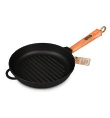 Ketaus grill keptuvė 240 mm., H 40 mm.
