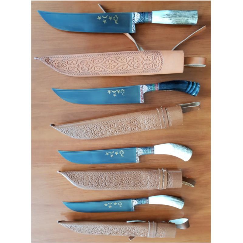 Uzbekiškas peilis 16cm