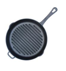 Ketaus grill keptuvė 280 mm., H 55 mm.