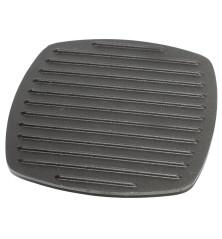 Ketaus grill presas 210x210 mm.