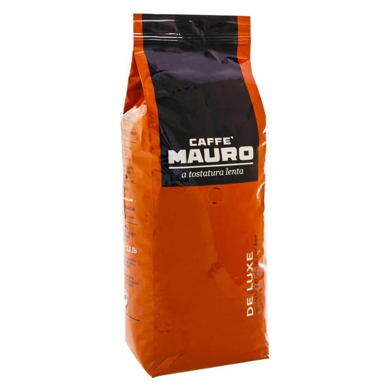 """Kavos pupelės Mauro """"De Luxe"""" 1kg"""