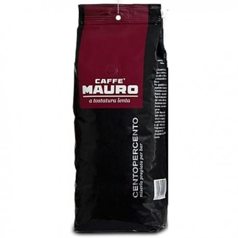 "Kavos pupelės Mauro ""CENTOPERCENTO"" 1kg"