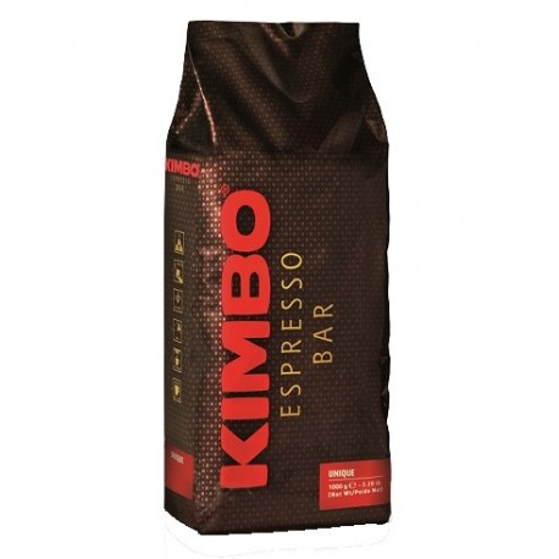"Kavos pupelės Kimbo ""Unique"" 1kg."