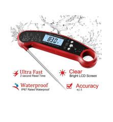 Šefo skaitmeninis maisto termometras