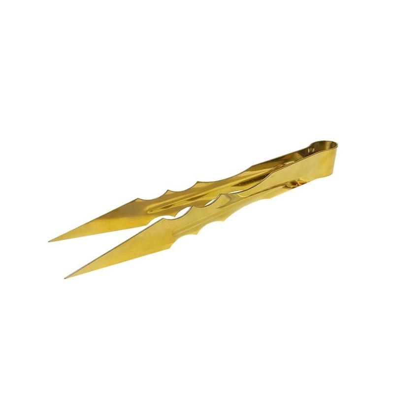 Žnyplės kaljano anglims ARMA Spikes (Gold)