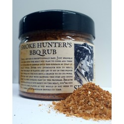 SMOKE HUNTER'S BBQ RUB