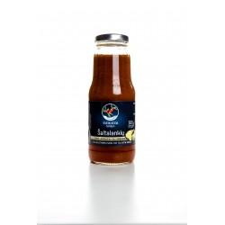 Šaltalankių tyrė arbatai su imbieru 300 ml.