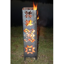 """Lauko ugniakuras """"Tautiniai motyvai"""""""